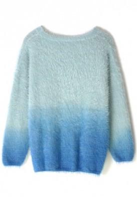 что надеть на Новый год 2015 пушистый свитер