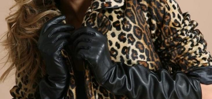 перчатки на осень 2019
