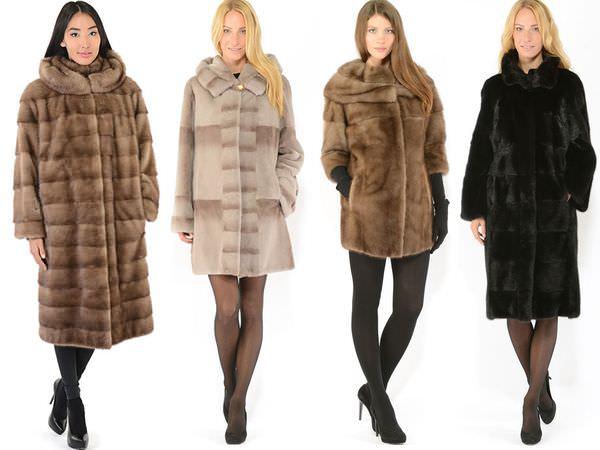 модные зимние шубы 2020