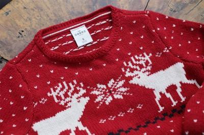 свитеры с оленями