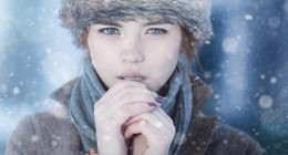Как защитить кожу от холода?