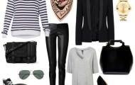 Модные образы весна 2020