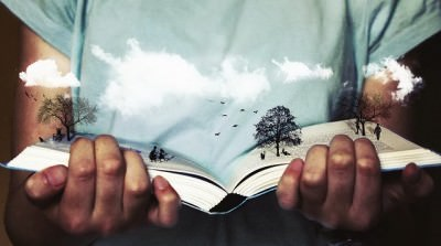 книги развивают фантазию