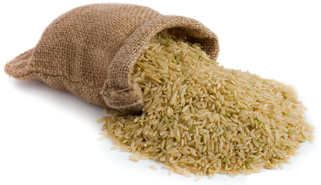 коричневый рис здоровое питание