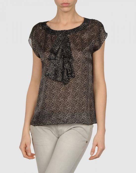 Блузка из кожи с доставкой