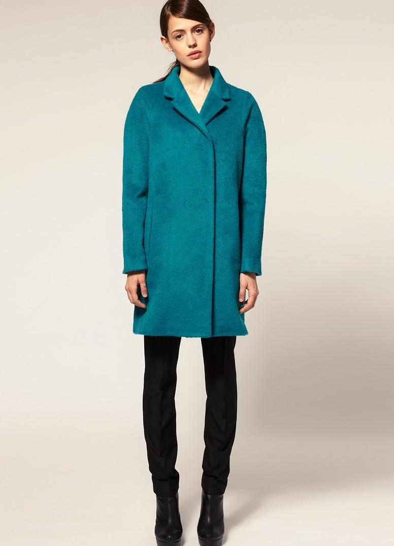 Модные пальто весна 2015 оверсайз