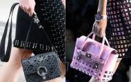 Какие женские модные сумки в сезоне весна-лето 2017