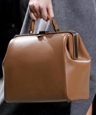 сумка в стиле ретро
