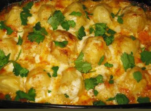что приготовить простое на ужин овощное ассорти