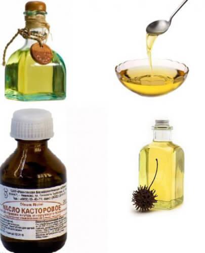 касторовое масло для нарощенных ресниц