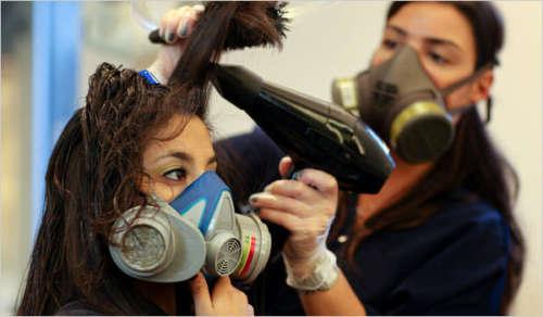 Кератиновое выпрямление волос - отзывы, последствия, плюсы и минусы процедуры