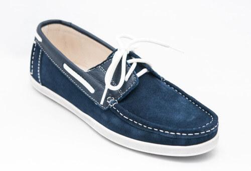 Обувь из не обработанной кожи