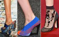 Модная женская обувь весна-лето 2020