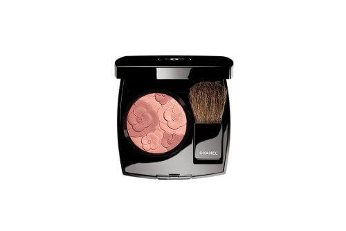 весенние коллекции макияжа 2015 румяна Шанель