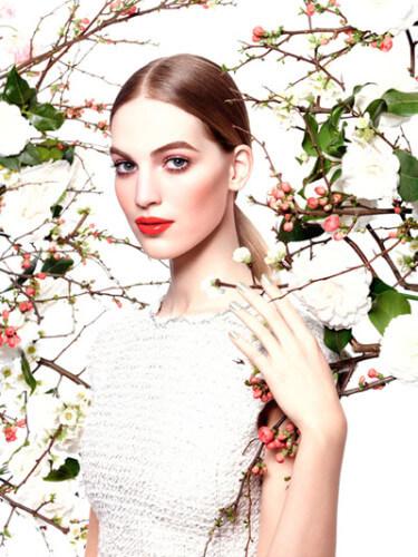 весенние коллекции макияжа 2015 тренды