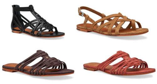 женская обувь гуарачи