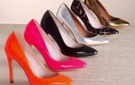 Виды женской и мужской обуви