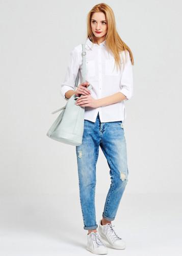 модные джинсы 2015 бойфренд