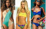 Модные купальники 2015 с фото