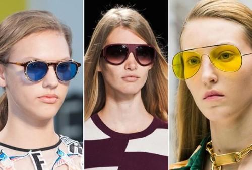 модные очки 2015 цветные стекла