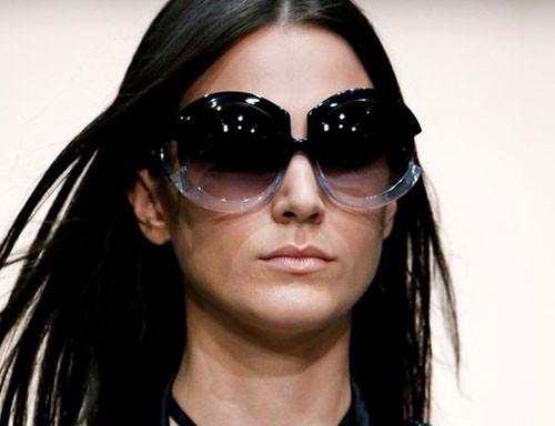 модные очки омбре 2015