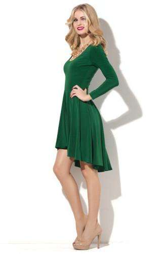 модные платья 2015 маллет