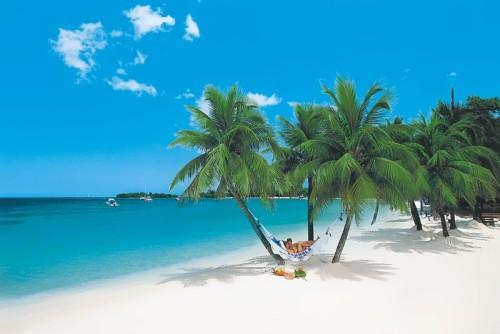 Отпуск на Карибском море