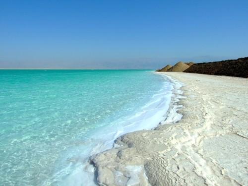 Отпуск на Мертвом море