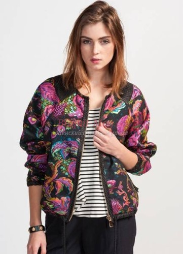 Куртки-бомберы