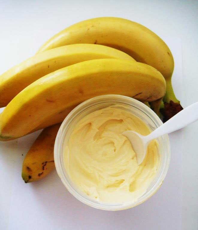 крем с бананом рецепты фото