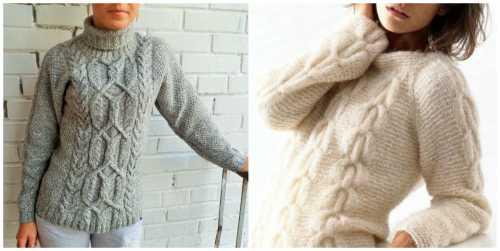 какой свитер выбрать на зиму