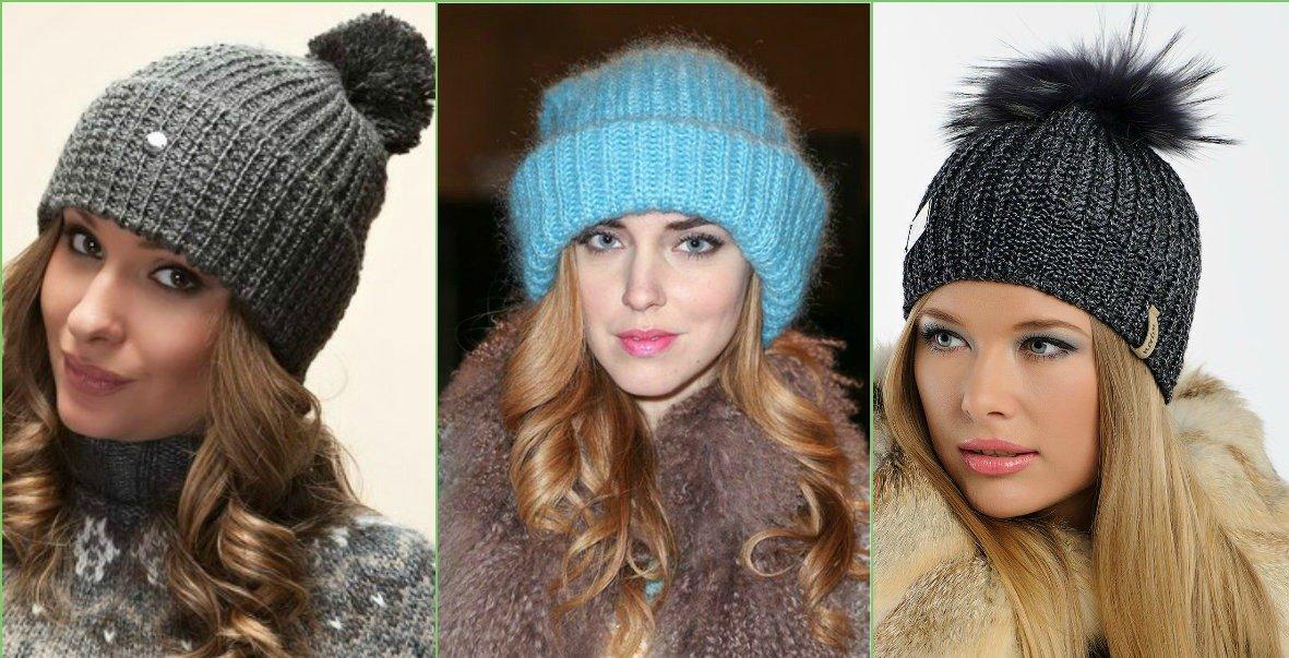 Фото модных шапок 2017 зима