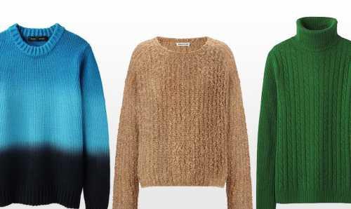 свитер на зиму