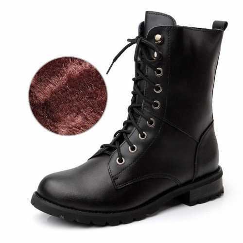 зимние армейские ботинки