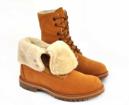 зимние тимберленды