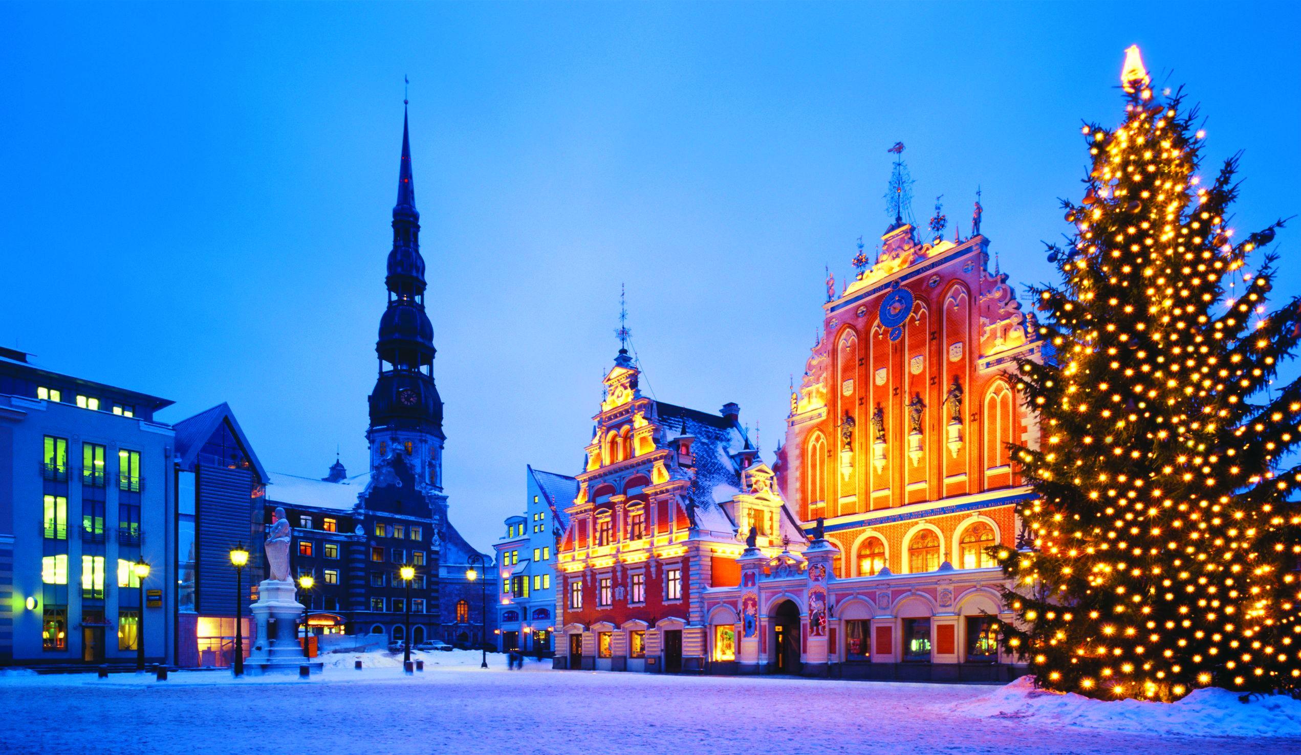 Где встретить Новый год 2020 за границей без визы