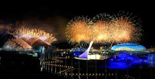 Prazdnik Novogo goda v Sochi
