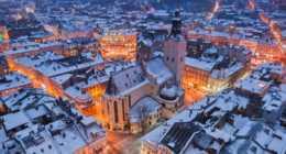 Где встретить Новый год 2020 в Украине