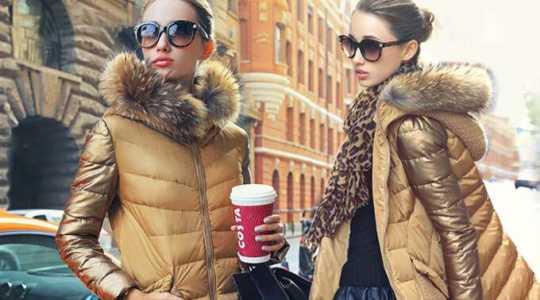 Какие модные пуховики в сезоне осень-зима 2020-2021