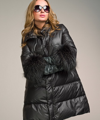 Женские модные пуховики осень-зима 2018-2019 - фото и тенденции