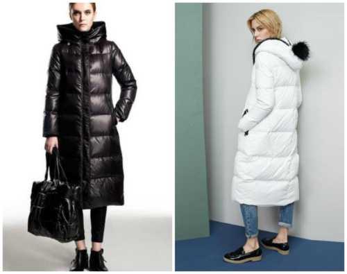 женские модные пуховики осень зима 2018 2019 фото и тенденции