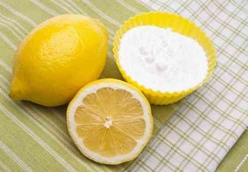 лимон и сода от неприятного запаха пота