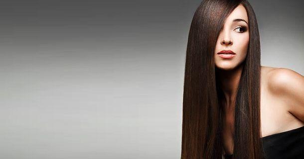 Кератиновое выпрямление волос: вред или польза?