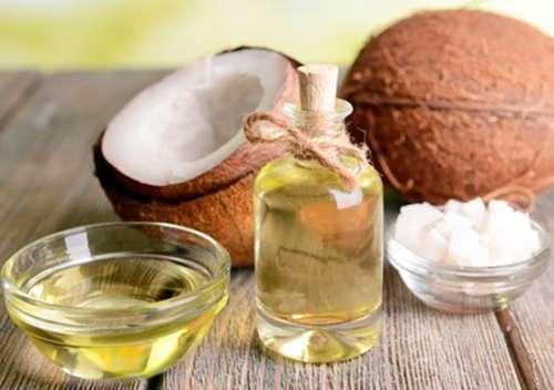 масло кокоса для красоты и здоровья
