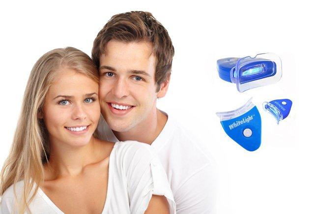 система отбеливания зубов white