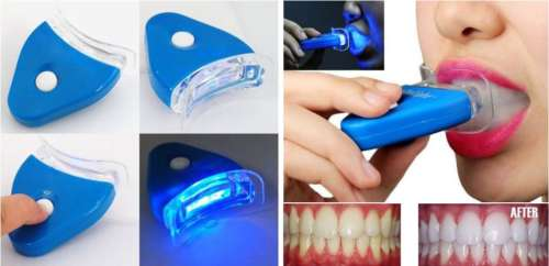 White Light белые зубы