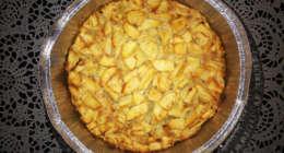 Как приготовить вкусный пирог — шарлотку с яблоками — простой рецепт