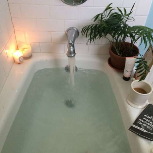 ванна для релакса