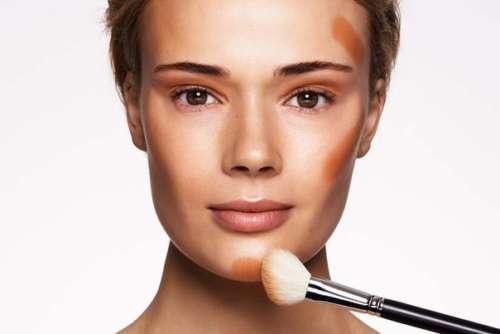 растушевка макияжа